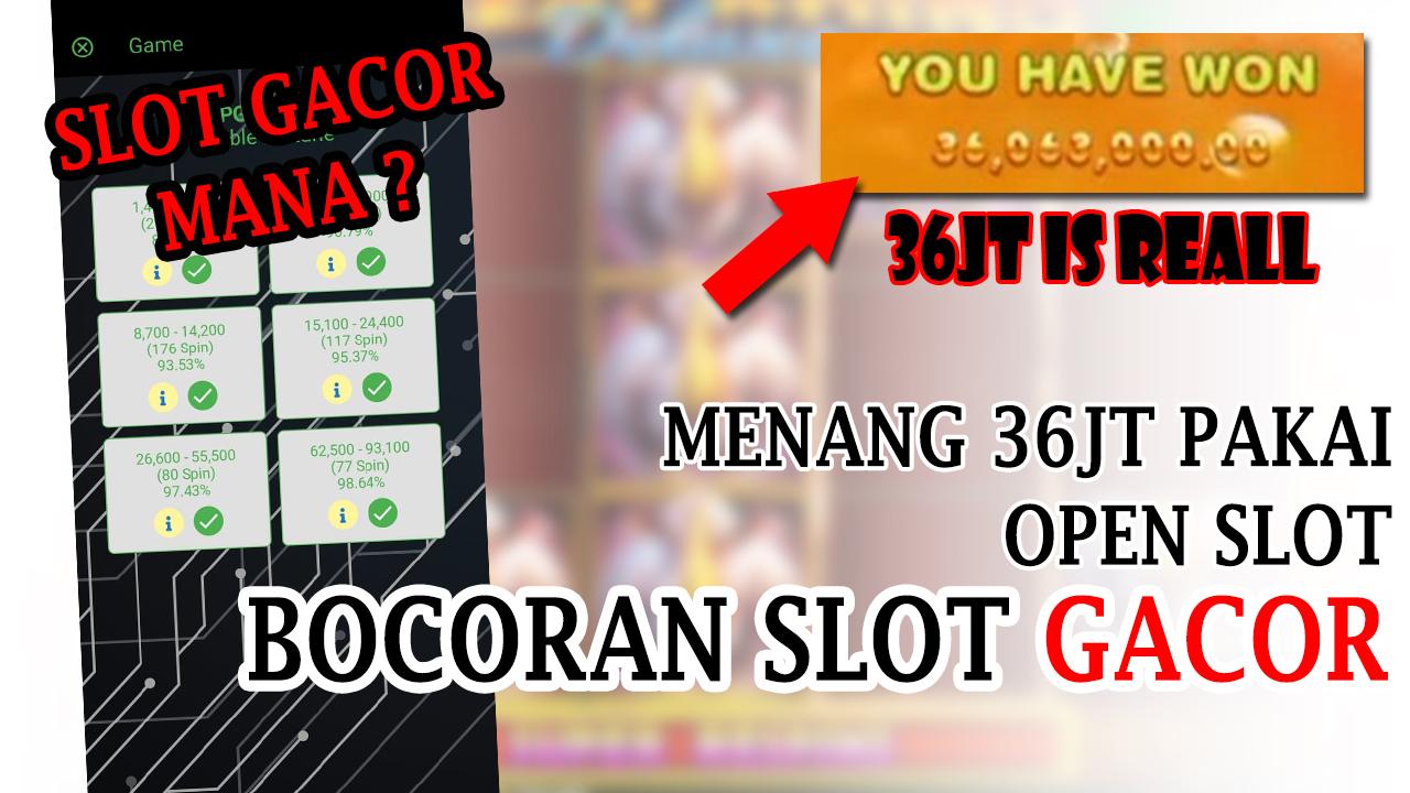Aplikasi Open Slot Pragmatic Cek Algoritmanya Bocor Slotnya1111