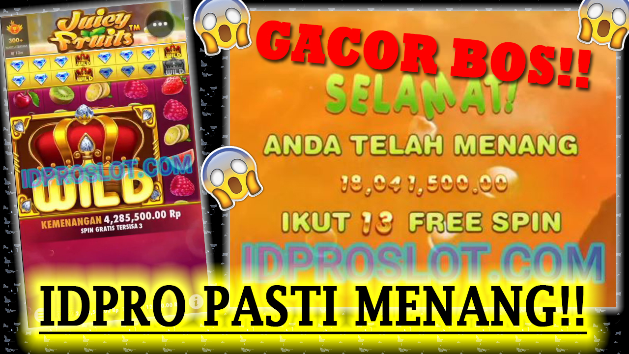 ID PRO PENIPU Bocoran Slot Online Juicy Fruits Jp 18jt